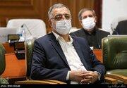 شهردار تهران روانه بیمارستان شد