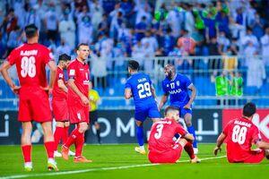 تعجب میکنم میگویند ایران تیم اول یا دوم آسیاست!
