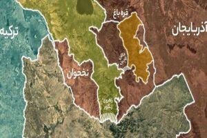افشای ابعاد مهمی از پشت پرده تحولات اخیر قفقاز جنوبی +نقشه