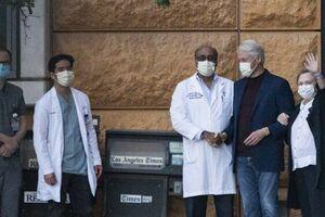 ترخیص «بیل کلینتون» از بخش مراقبتهای ویژه بیمارستان