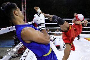 عکس/ مبارزه جنگجویان ووشو