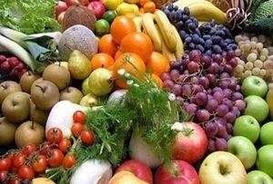 افزایش طول عمر با مصرف زیاد میوه و سبزیجات