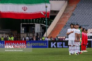 برنامه بازیهای باقی مانده تا صعود به جام جهانی