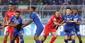 بهترین و ضعیفترین بازیکن دیدار پرسپولیس - الهلال +عکس
