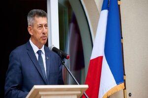 بلاروس سفیر فرانسه را اخراج کرد