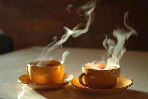 چای داغ، کمربند سرطان مری