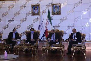 وزیر دادگستری عراق و هیات همراه وارد تهران شدند