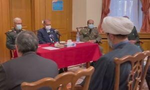 دیدار سرلشکر باقری با مدیران نهادهای ایرانی مستقر در روسیه