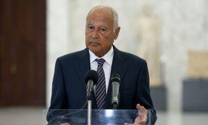 ادعای دبیرکل اتحادیه عرب علیه ایران در دیدار با مقام انگلیسی