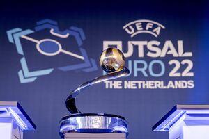 فوتسال قهرمانی اروپا قرعه کشی شد