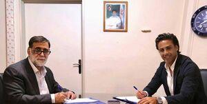 قرارداد سه ساله مجیدی با استقلال رسمی شد