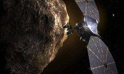 تصویر ناسا از هفت سیارک