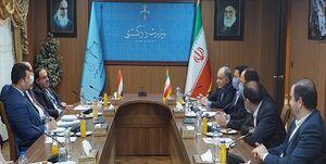 وزیر دادگستری عراق با وزیر دادگستری کشورمان دیدار کرد