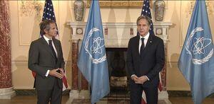دیدار گروسی و بلینکن در واشنگتن؛ گفتوگو درباره برجام