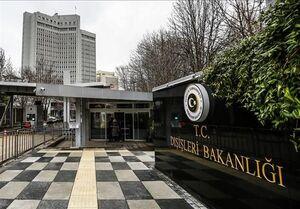 ترکیه سفرای ۱۰ کشور را فراخواند