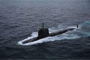 توقف زیردریایی هند توسط ارتش پاکستان