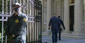 حمله افبیآی به منزل میلیاردر روسیهای در واشنگتن