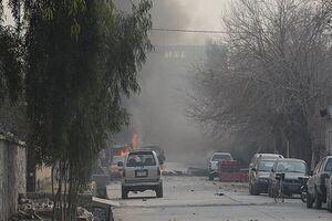 انفجار در کابل