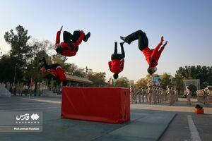 عکس/ جشن دانشآموختگی مرزبانان