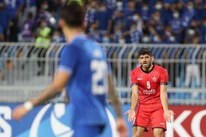 خودزنی به سبک تیمهای ایرانی!