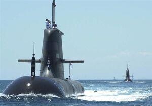 الگوی استرالیا برای دستیابی به زیردریایی اتمی