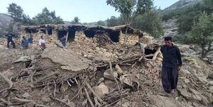 فیلم/ سرما در کمین زلزلهزدگان اندیکا