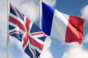 فرانسه بدنبال اعمال تحریم علیه انگلیس است