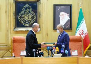عکس/ دیدار وزرای کشور ایران و ترکیه