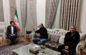 عکس/ آزادی رانندگان ایرانی بازداشت شده در آذربایجان