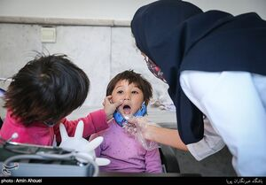 عکس/ درمان رایگان اتباع افغانستانی