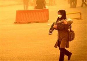 طوفانهای گردوغبار در کشور شدیدتر میشود