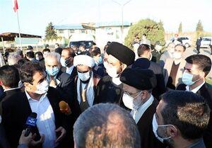 رئیسی در کشت و صنعت مغان: توسعه نیافتن مغان هیچ توجیهی ندارد
