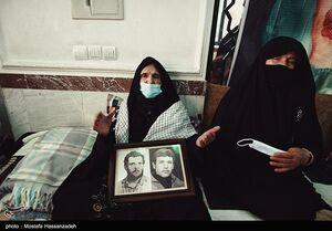 عکس/ پایان چشم انتظاری مادر بعد از  ۳۸ سال