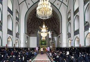حرم مطهر رضوی، میزبان جشن بزرگ حافظان قرآن شد