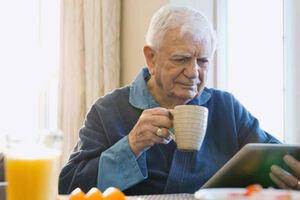عکس/ بهترین نوشیدنیهای خانگی برای سالمندان