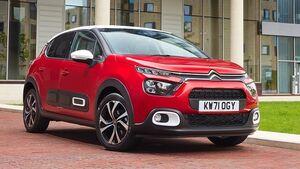 مدل جدید خودروی سیتروئن با ظاهری جذاب +عکس