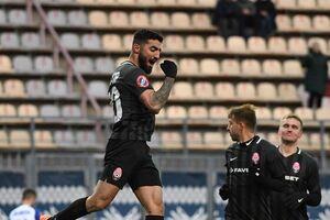 زوریا با گل صیادمنش به سه امتیاز رسید/ درخشش ایرانی ها در لیگ اوکراین
