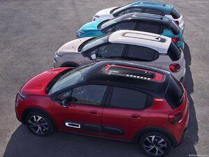 عکس/ مدل جدید خودروی سیتروئن