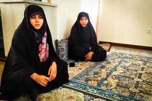 ماجرای سفر مشکوک و عجیب همسر شهید به کربلا + عکس