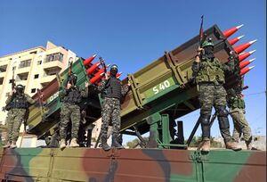 بیستمین سالگرد شلیک نخستین موشک فلسطینی به اسرائیل/ نگاهی به زرادخانه موشکی مقاومت در غزه از آغاز تا امروز +فیلم و تصاویر