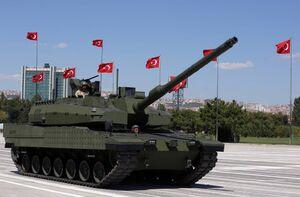 توافق ترکیه با کره جنوبی برای موتور تانک