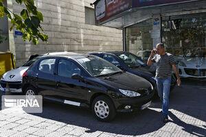 بازار خودرو بر مدار رکود