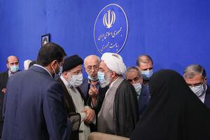 عکس/ دیدار مجمع نمایندگان استان تهران با رئیسی