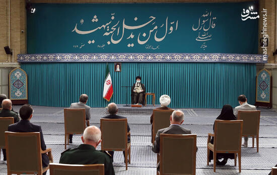 فیلم/ بیانات رهبر انقلاب در دیدار دستاندرکاران کنگرهی شهدای زنجان