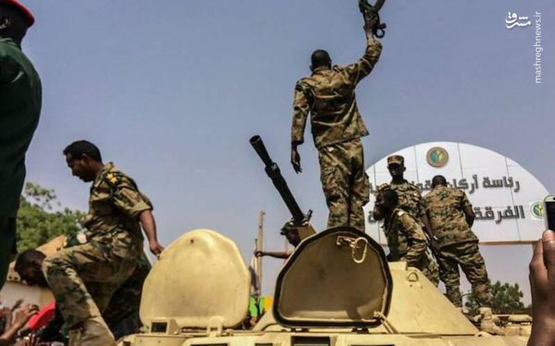 سودان و داستان تکراری «کودتا» / پشت پرده نقش آفرینی محور آمریکایی-صهیونیستی در تحولات خارطوم +تصاویر