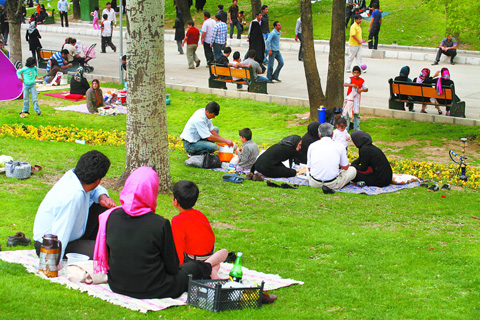 مکان های تفریحی مناسب تهران برای 13 به در