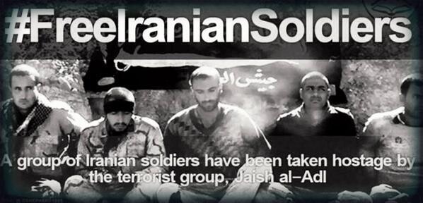 کمپینی برای آزادی سربازان ربوده شده ایرانی