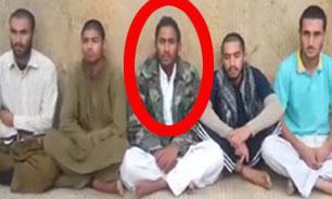عکس/ مرزبان ایرانی به شهادت رسیده