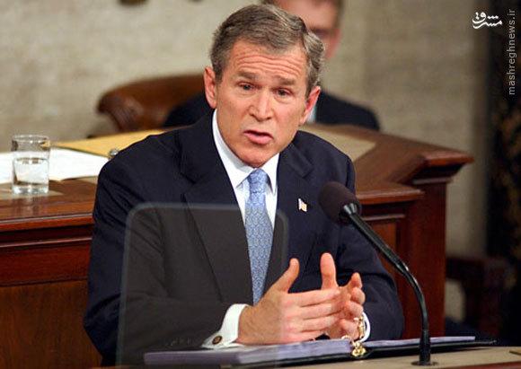 سخنرانی بوش فرصت را از خاتمی برای نزدیک شدن به آمریکا گرفت