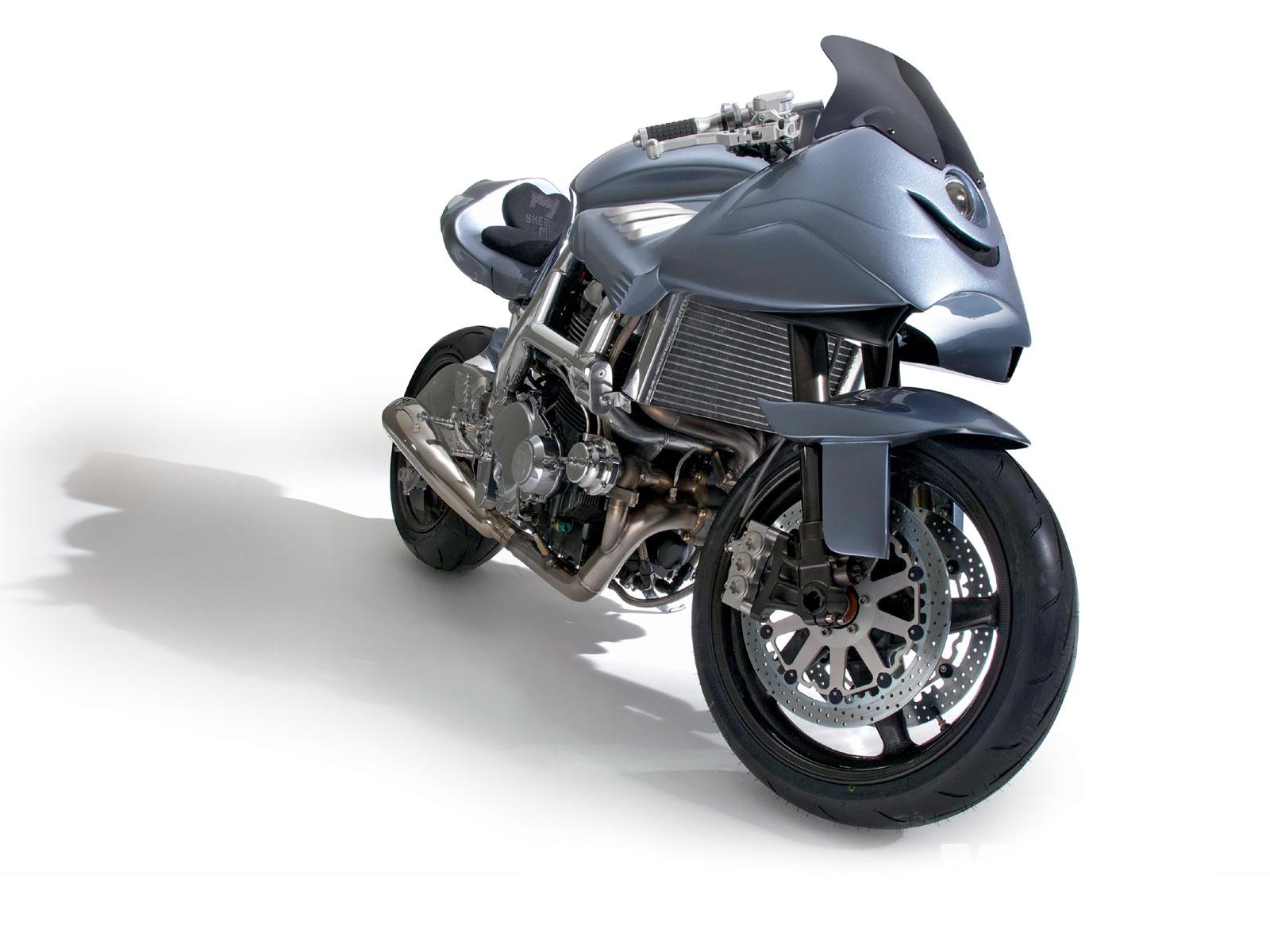 تصاویر/گرانترین موتورسیکلتهای دنیا